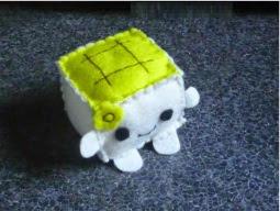 Cara Membuat Boneka Dari Kain Flanel Beserta Gambarnya
