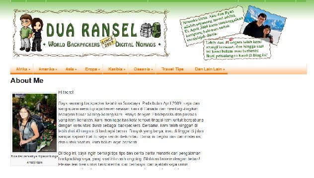 5 Travel Blog/Blogger Indonesia Kesukaan Blogger Jelangkung