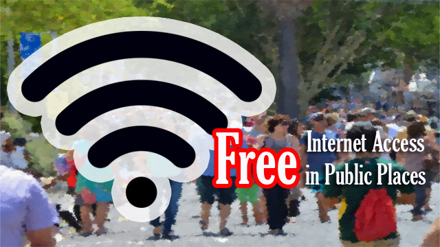 President Duterte Signed the Republic Act 10929 or Free Internet in Public Places