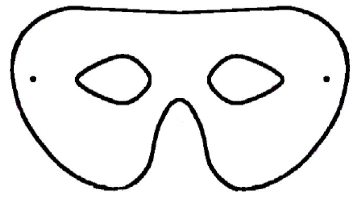 Coloriage masque imprimer liberate - Masque a colorier et a imprimer ...