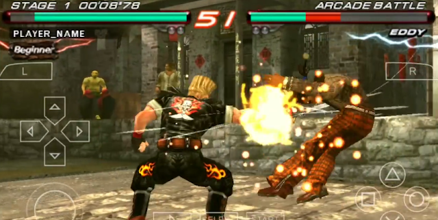 Tekken 6 Highly Compressed ppsspp only in 20mb for Android