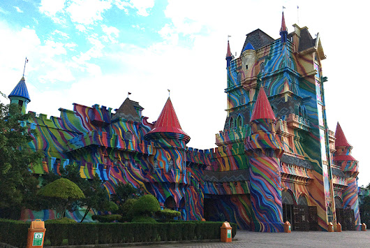 Primeira vez no Beto Carrero World!