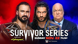 Ver Repeticion WWE Survivor Series 2020 En Español