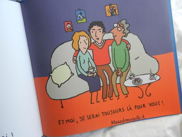 || Nous serons toujours là pour toi (Présentation & Avis)(Chut, les enfants lisent # 59)