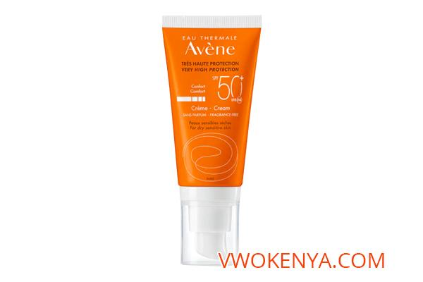 Kem chống nắng Avene Very High Protection Fragrance – Free Cream SPF 50+