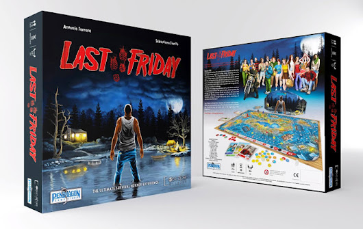 Review: 'Last Friday' Board Game Is Fun Trip Back To A Certain Franchise