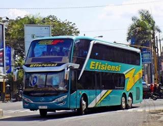 Info bus Yogyakarta Purwokerto Cilacap Bobotsari kebumen