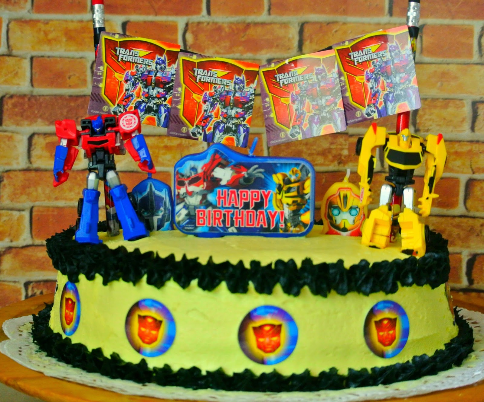 B is 4 Birthday Letter and Transformers Printables