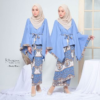 KHAIRINA KAFTAN WITH KAIN PARIO