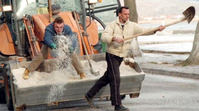 Γιάννης Μαλτέζος: Υπάρχει επάρκεια σε αλάτι για την επερχόμενη επιδείνωση του καιρού