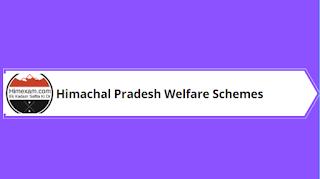 Himachal Pradesh Welfare Schemes