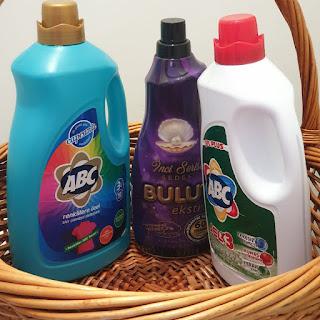 ABC Sıvı Çamaşır Deterjan deneyenler