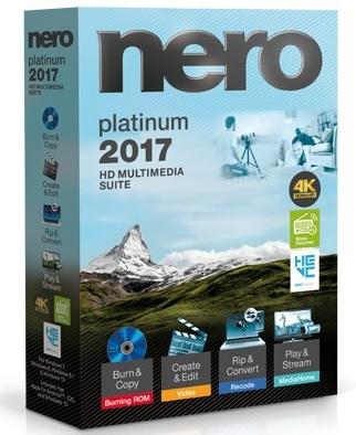 Nero 2017 Platinum + Ativação