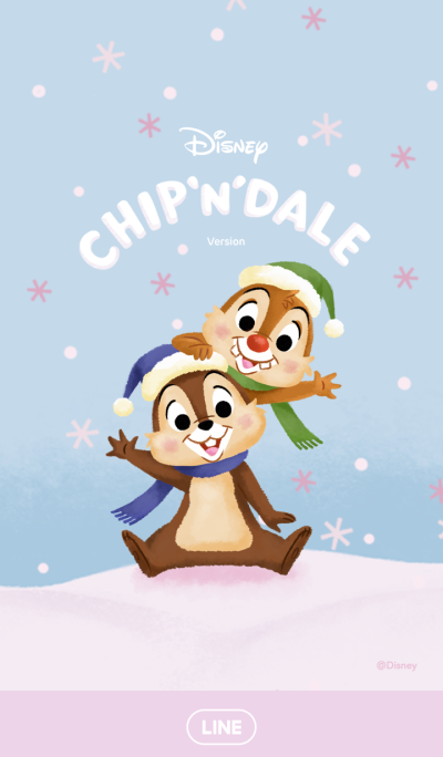 Chip 'n' Dale: Winter Fun