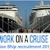 Spain Cruise Ship Recruitment 2018 - Apply Now