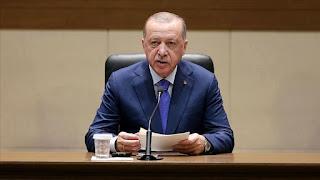 أردوغان: لقد حان الوقت لإيقاف وحشية النظام السوري