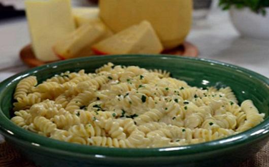 Salsa cuatro quesos casera