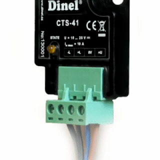 Capacitive touch sensor CTS–4, Dinel-Level and Flow Measurement