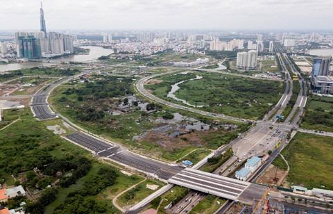 Cận cảnh các dự án sai phạm ở khu đô thị Thủ Thiêm ảnh 2