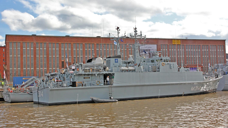 ВМСУ купують два британські тральщики