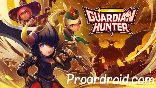 لعبة Guardian Hunter: SuperBrawlRPG v14.5.5.00 مهكرة كاملة للاندرويد logo