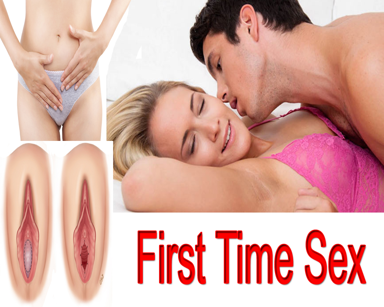 Prepare for first time sex
