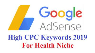 Keyword CPC Adsense Admob Termahal 2019