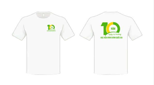 Đồng phục kỷ niệm 10 năm ra trường 3