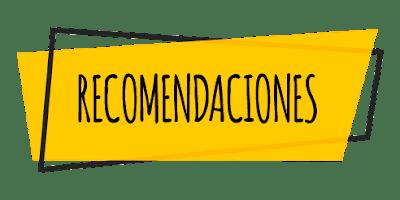 RECOMENDACIONES PARA HACER UN MAPA CONCEPTUAL