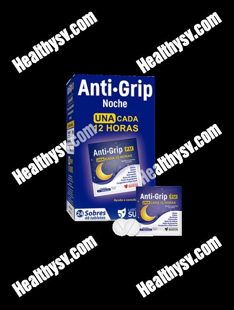 Anti-Grip Night
