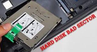 Hardisk Bad Sector apakah Bisa Kembali Bagus Cara Mengatasi Hardisk Komputer Laptop Bed Sector Dengan Mudah