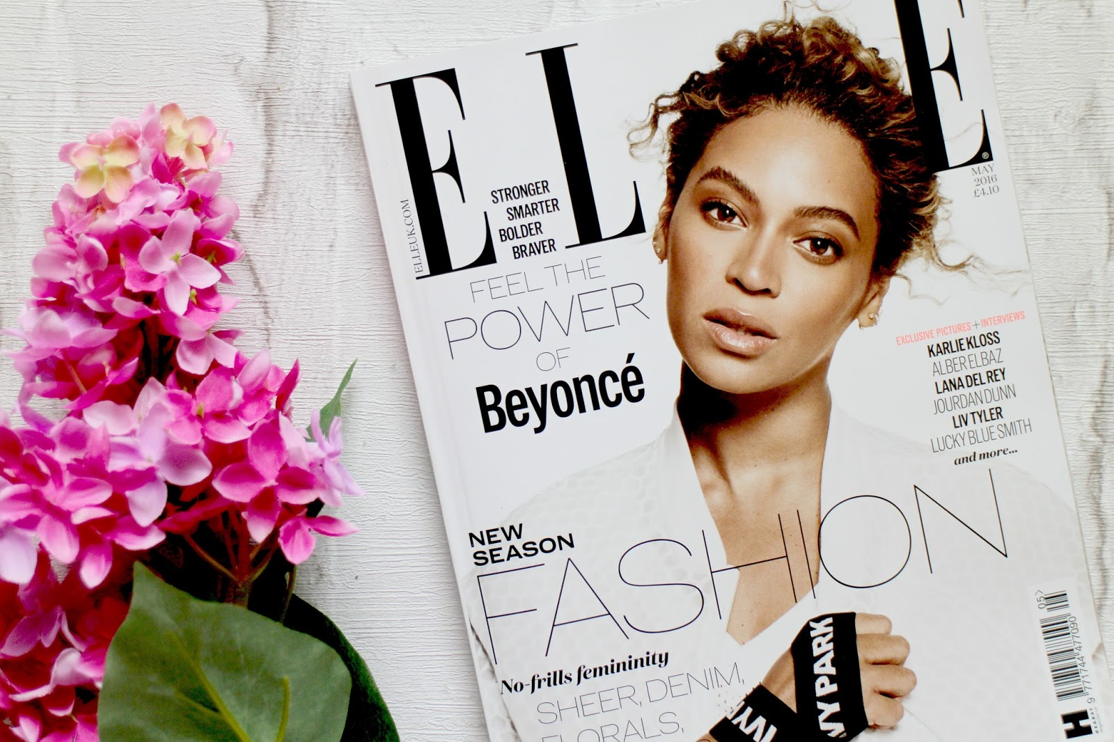 Elle Magazine Review UK 2016