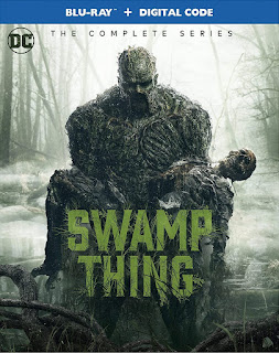 Swamp Thing – Miniserie [2xBD25] *Con Audio Latino