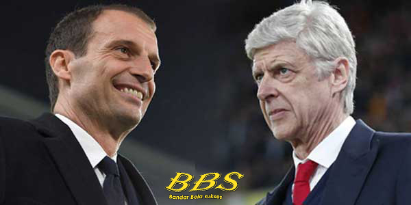 Allegri And Wenger