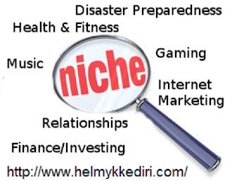 8 Niche blog paling populer