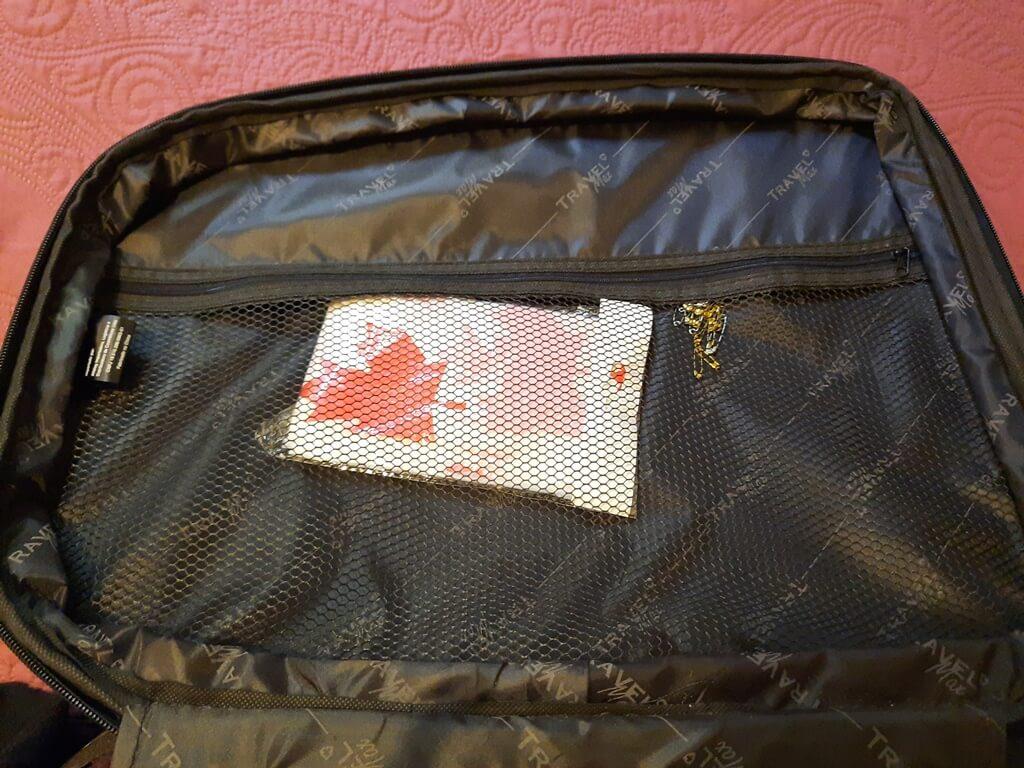 como arrumar mala de viagem para 7 dias