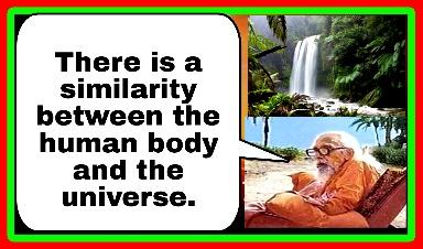 S20, Equality and spiritual practice in human body and world universe -महर्षि मेंहीं अमृतवाणी। शरीर और संसार में समानता पर उपदेश देते गुरुदेव