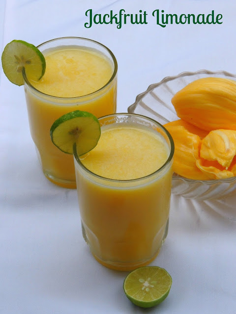 Jackfruit limonade, Limonade with Jackfruit