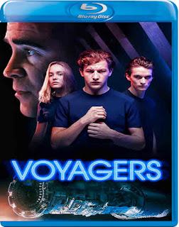 Voyagers [2021] [BD25] [Latino]