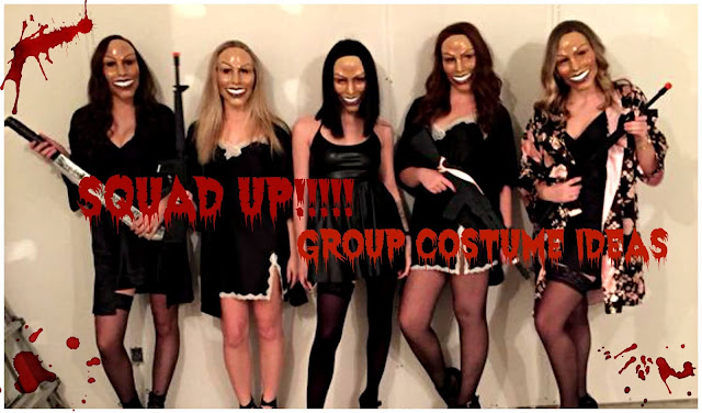 Awesome Halloween Group Costumes