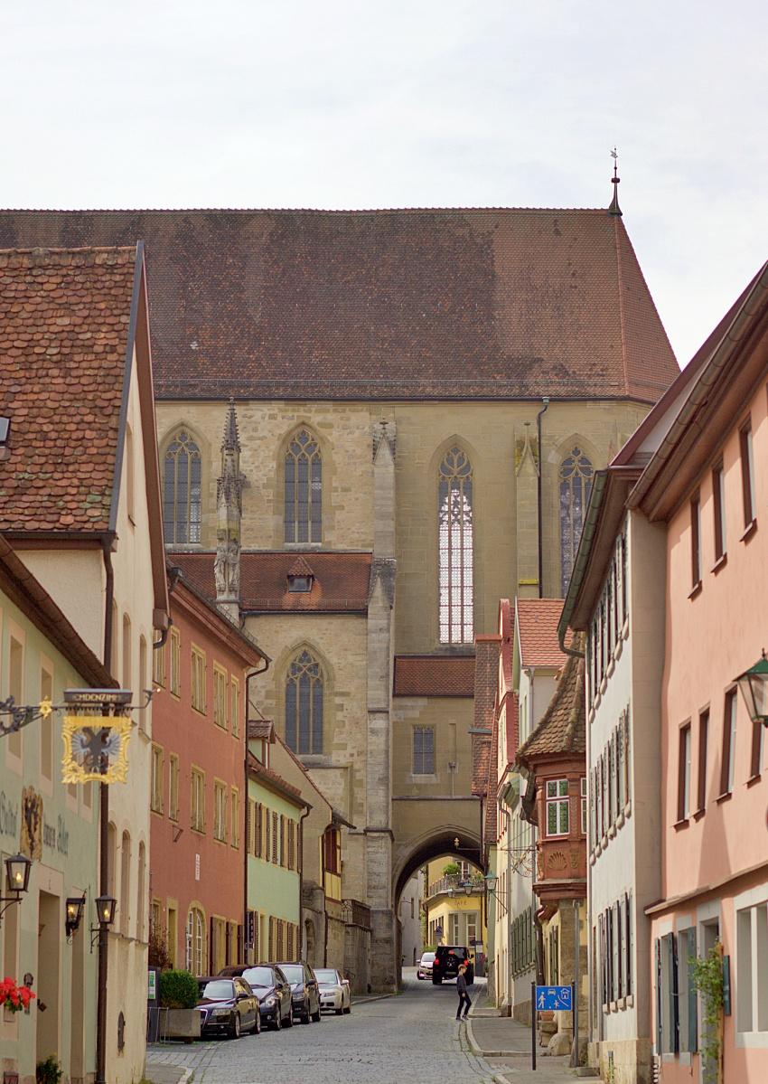 Eindrücke aus Rothenburg ob der Tauber (1)