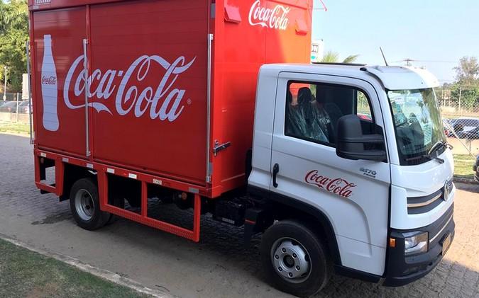 Solar Coca-Cola abre vagas para motoristas categoria D em 22 cidades