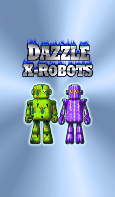 Dazzle X-Robots