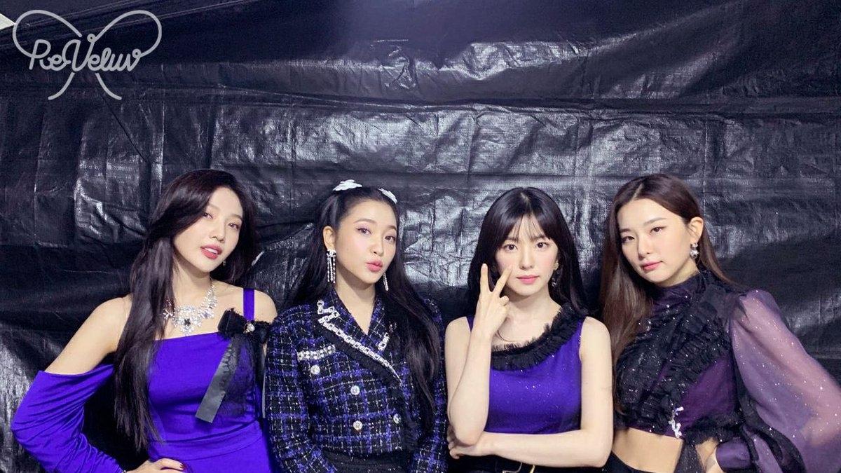 SBS Explain The Reason They Removed Red Velvet's Performance on The '2020 Ontact Gangnam Festival'