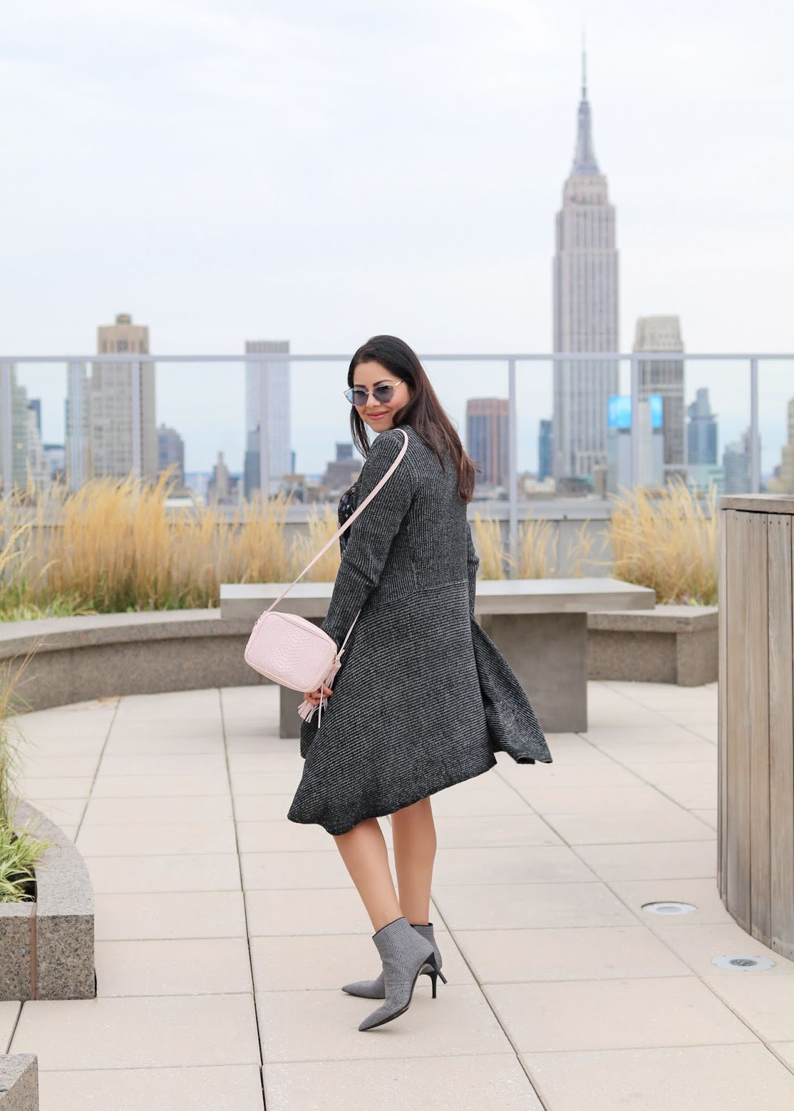 chunky knit sweater weather, how to wear a cute sweater, cute sweaters for fall 2018