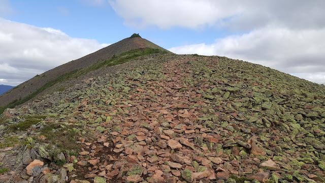 Pic Sterling au mont Vallières-de-Saint-Réal