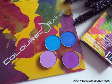 Coloured Raine Vivid Pigmenty recenzja