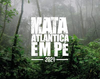 Operação Mata Atlântica em Pé é lançada em Alagoas e mais  16 estados