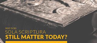 Czy Sola Scriptura ma dziś znaczenie?