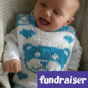 Teddy for Tots Bib (fundraiser)